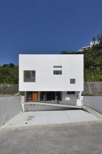 グッドデザイン賞を受賞した住宅(写真提供・スタジオジャグ1級建築士事務所)