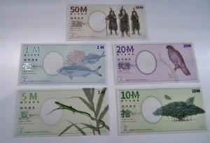 市が発行する理想通貨